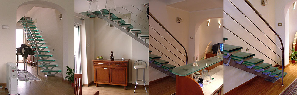 "Staklene stepenice ""STAKLO ZORIĆ"""
